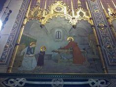St. Joseph chapel in the basilica of Loreto