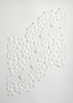 matt-shlian-paper-sculptures-05 paper sculpture