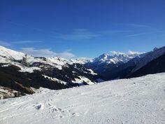 Skiing :-)