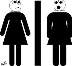 God zij dank #genderneutralepispot #terweksel