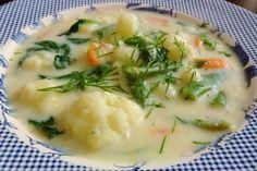 Finnish Summer Vegetable Soup (Kesäkeitto)