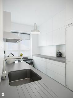 Zdjęcie: Kuchnia styl Skandynawski - Kuchnia - Styl Skandynawski - EG projekt