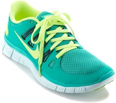 Minimalist Shoes with Support! Nike Free 5.0 Road-Running Shoes - Women's