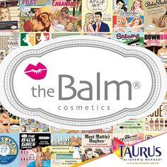 Vintage tasarımlarıyla kalbimize taht kuran The Balm ürünleri için, tabii ki Taurus Gratis!