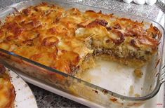 Mince Meat, Iftar, Lasagna, Feel Good, Food And Drink, Cooking, Ethnic Recipes, Casseroles, Kitchen