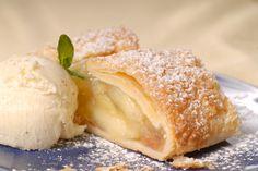 Creamy German Apple Strudel (from scratch recipe)