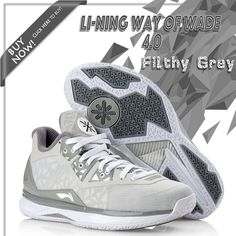 Way of Wade 4.0 Filthy Grey