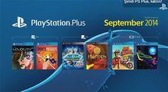 Ücretsiz PlayStation Plus Oyunları – Eylül 2014