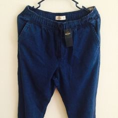 For Sale: NWT Hollister Jean Jogger for $20