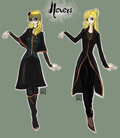 """This week, I present to you, Sophie modeling the new uniforms for the 'Sophie Era' of The School for Good and Evil. I bet she took a look at the designs and immediately said, """"I would look great in these!"""" Sophie modelling SGE uniforms by Kiaine on Tumblr. #Sophie #SGE #SchoolforGoodandEvil #SchoolforEvil #Evil #Never #SomanChainani #FanArt"""