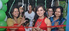 A rede de ginásios femininos Vivafit abriu o seu 4º espaço na Índia, na cidade de Guwahati, na presença da popular estrela de cinema indiana Zerifa Wahid, também ela sócia daquele ginásio.