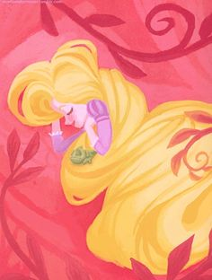 disney princess | Tumblr Raiponce