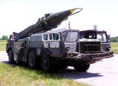 Soviet Scud-B