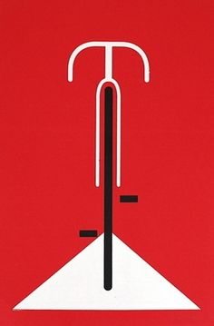 Designspiration — Bicycle by Eleanor ... kind of love the simplicity of this…