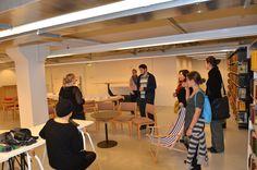 International Student Day - Kolding Bibliotek, monday 7-10-2013