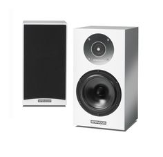 Spendor D1 - spendor white . The new Spendor D1 is the smallest loudspeaker in the D-line and a worthy successor to the award winning SA1. Listeners will be captivated by it's charming sound, surprised by it's clarity and definition, assured by performance and engineering of the highest order, and delighted by luxurious modern finishes.