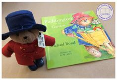 Paddington in the Garden – Michael Bond / ilustracje: R.W. Alley | Let's read in English