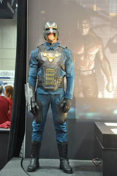 UPDATE: SDCC '13: GUARDIANS OF THE GALAXY Nova Corpsmen