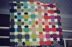 chicopee star quilt by jackiebeanstalk, via Flickr