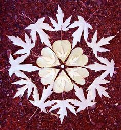 In vedic sanskrit dān: the giver, mālā: garland of flowers: the giving of flower circles. By Kathy Klein