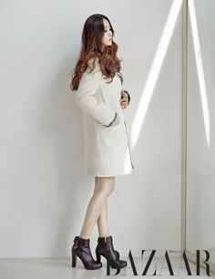 2014.10, Harper's Bazaar, Kim Hyo Jin