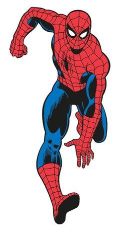 Spidey by John Romita Marvel Dc, Marvel Comics Superheroes, Marvel Comic Universe, Marvel Heroes, Spiderman Art, Amazing Spiderman, Comic Book Artists, Comic Books Art, Comic Art