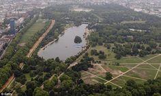 Serpentine in Hyde Park