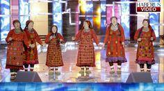 Azerbaycan'da yapılacak olan 57. Eurovision Şarkı Yarışmasına katılacak Ülkelerin parçaları belli olmaya devam ederken, yarışmanın ilginç şarkı ve ve şarkıcılarla renkli geçeceği katılımcıların belli olmasıyla ilk sinyallaerini verdi.Rusya bunun güzel bir örneğini teşkil edecek. Rusya bu yıl yarışmaya ninelerle katılıyor. Bence güzel şarkı olmuş. İyi seyirler