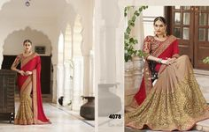 Savvys Saree Bollywood Indian Designer Party wear Pakistani Women Wedding 4078 #SavvysStore #Saree