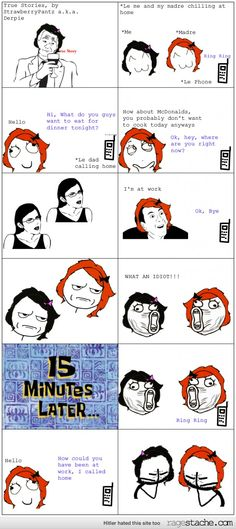 """15 Hysterical """"True Story"""" Guy Moments - Rage Comics - Ragestache"""