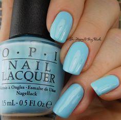 Opi Nail Polish Colors, Nail Polish Art, Best Nail Polish, Nail Colors, Nail Polishes, Colorful Nail Designs, Nail Art Designs, Nails Design, Colorful Nails