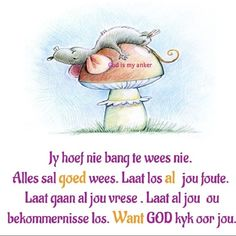 Goeie More, Afrikaans, Good Morning Quotes, Qoutes, Bible, God, Anchor, Quotations, Biblia