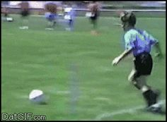 gif. This gets funnier and funnier each time!