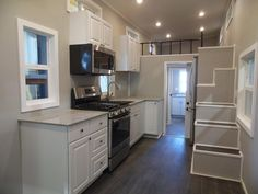 Kitchen - Park City by Upper Valley Tiny Homes