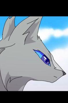 Bluestar concerned eyes