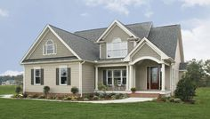 Plan Of The Week: The Dayton #1008 - House Plans Blog