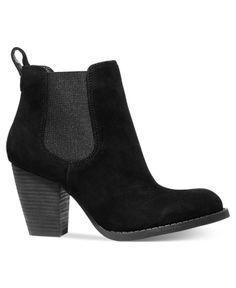 Steve Madden Women's Lambi Gore Booties - Steve Madden - Shoes - Macy's