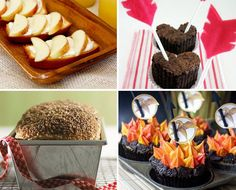 Hunger Games inspired party ideas!  Food, clothes, decorations and more!  I'm a geek!
