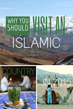 Planning your travel adventures this year. Have you included any Islamic countries? Read why I think you should visit an Islamic Country in 2015!