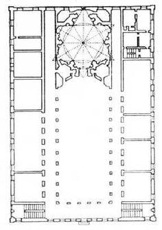 Borromini,Sant Ivo alla Sapienza, 1642,-50