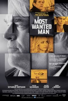 A Most Wanted Man - it was a truly awesome film. Had me on the edge of my seat and the end is just shocking, although not entirely unexpected. Philip Seymour Hoffman doing what he does best.