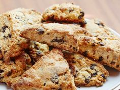 The ultimate scone recipe from Chef Zoe Nathan of Huckleberry in LA.