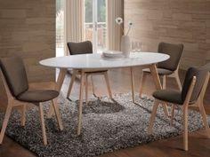 Stół MONTANA, biały