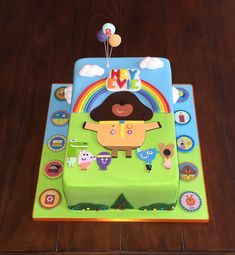 Eat the cake! 2nd Birthday Parties, 4th Birthday, Birthday Cakes, Birthday Ideas, Cake Kids, Family Birthdays, Kids Party Games, Party Cakes, Pastel