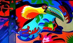 a exobrasilvestre nas artes plásticas brasileiras... > betomelodia - música e arte brasileira: Flávio Macedo e o Exobrasilvestre na Arte