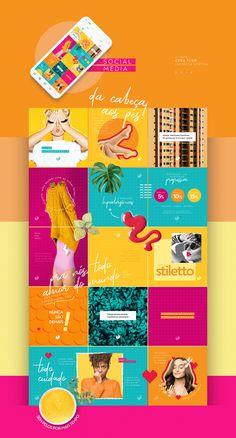Social media on Behance Instagram Feed Planner, Instagram Feed Layout, Instagram Grid, Story Instagram, Instagram Design, Web Design, Social Media Design, Graphic Design Posters, Graphic Design Inspiration
