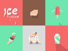Ice Cream GIF by Dennis Hoogstad (Delft, the Netherlands)