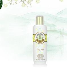 Roger Perfumery- Green Tea Scented Bath Shower Gel