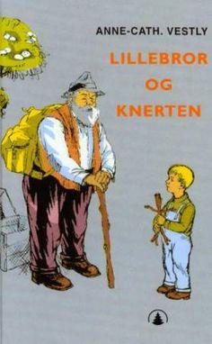 """""""Lillebror og Knerten"""" av Anne-Cath. Vestly Childrens Books, Reading, Children's Books, Children Books, Kid Books, Books For Kids, Reading Books"""