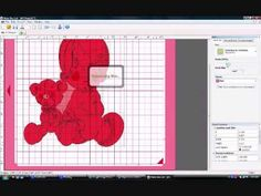 This the second of two videos explaining how to use coloring pages with the make the cut (MTC) software to make more layered images with more than two layers.
